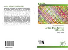 Bookcover of Anton Theodor von Colloredo