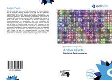 Buchcover von Anton Tasch