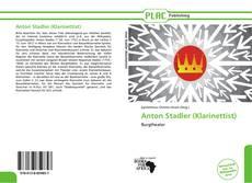 Anton Stadler (Klarinettist) kitap kapağı