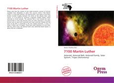 Bookcover of 7100 Martin Luther
