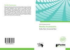 Bookcover of Perilla Frutescens