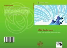 Couverture de 5024 Bechmann