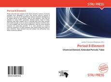 Bookcover of Period 8 Element