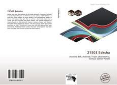 Buchcover von 21503 Beksha