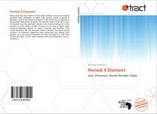 Bookcover of Period 4 Element