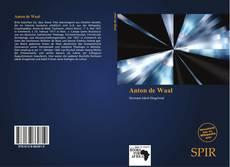 Portada del libro de Anton de Waal