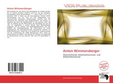 Copertina di Anton Wimmersberger