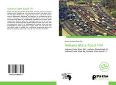 Bookcover of Indiana State Road 144