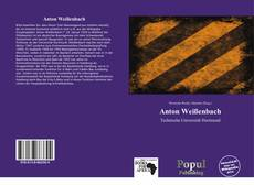 Bookcover of Anton Weißenbach