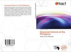 Copertina di Senatorial districts of the Philippines