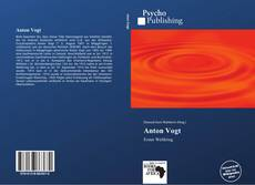Capa do livro de Anton Vogt
