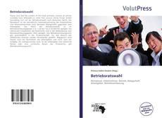 Buchcover von Betriebsratswahl