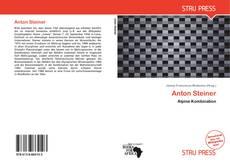 Anton Steiner kitap kapağı