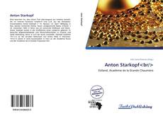 Bookcover of Anton Starkopf