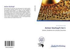 Buchcover von Anton Starkopf