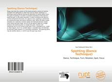 Portada del libro de Spotting (Dance Technique)