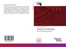 Copertina di Anton von Ruthner
