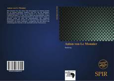 Buchcover von Anton von Le Monnier