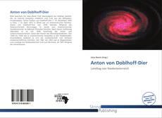Обложка Anton von Doblhoff-Dier