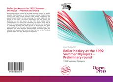 Capa do livro de Roller hockey at the 1992 Summer Olympics – Preliminary round