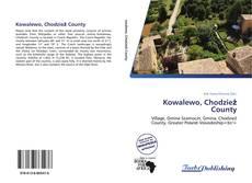 Bookcover of Kowalewo, Chodzież County
