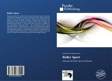 Bookcover of Roller Sport