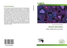 Buchcover von Anton Winckler