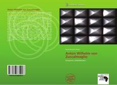 Portada del libro de Anton Wilhelm von Zuccalmaglio