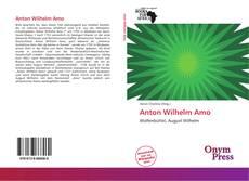 Bookcover of Anton Wilhelm Amo