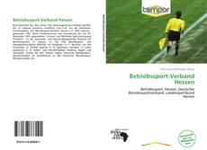 Betriebssport-Verband Hessen的封面