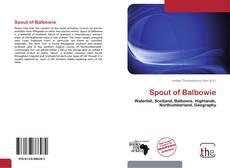 Buchcover von Spout of Balbowie