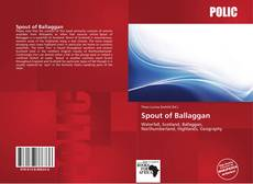 Buchcover von Spout of Ballaggan