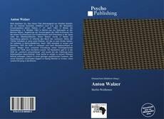 Couverture de Anton Walzer