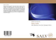 Capa do livro de Spoy, Aube