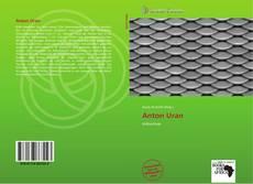Anton Uran kitap kapağı