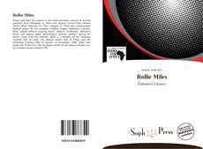 Bookcover of Rollie Miles