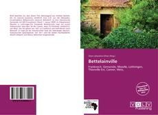 Couverture de Bettelainville