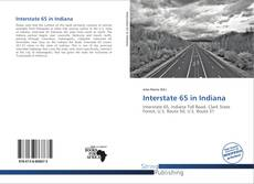 Bookcover of Interstate 65 in Indiana