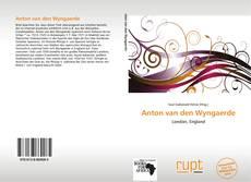 Bookcover of Anton van den Wyngaerde