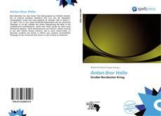 Buchcover von Anton thor Helle