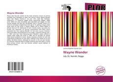 Portada del libro de Wayne Wonder
