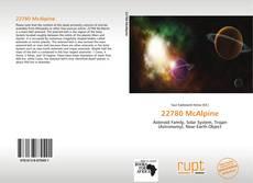 Portada del libro de 22780 McAlpine
