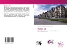 Buchcover von Betten VS