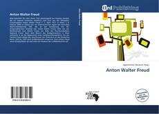 Buchcover von Anton Walter Freud