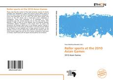 Capa do livro de Roller sports at the 2010 Asian Games