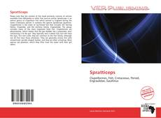 Bookcover of Spratticeps