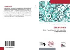 Buchcover von 218 Bianca