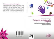 Copertina di Telecommunications in Belgium