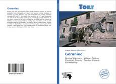 Copertina di Goraniec