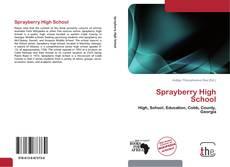 Обложка Sprayberry High School